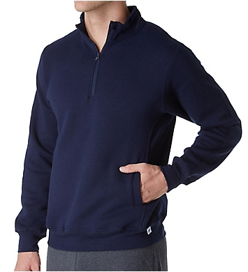 Russell Dri-Power Fleece 1/4 Zip Pullover