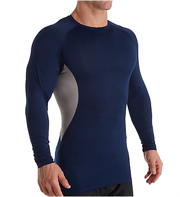 Russell Long Sleeve Compression Shirt