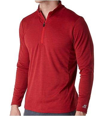 Russell Men's 1/4 Zip Pull Over