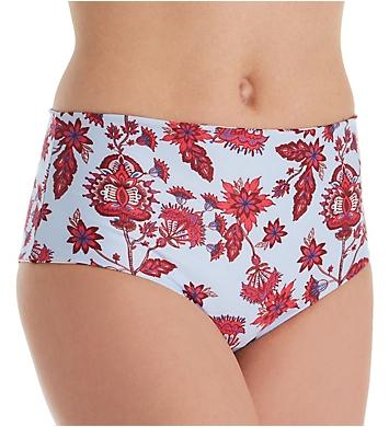 Saha Epoque Reversible High Waist Fold Swim Bottom