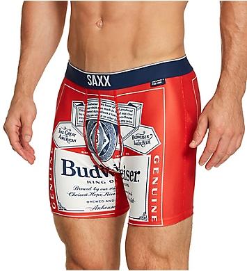 Saxx Underwear Volt Budweiser Boxer Brief