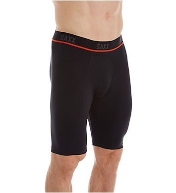 Saxx Underwear Kinetic HD Long Leg Boxer Brief