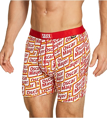 Saxx Underwear Ultra Oscar Mayer Boxer Brief With Fly - 2 Pack