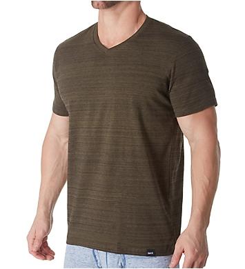 Saxx Underwear 3 Six Five Pima Cotton V-Neck T-Shirt