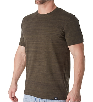 Saxx Underwear 3 Six Five Pima Cotton Crew Neck T-Shirt