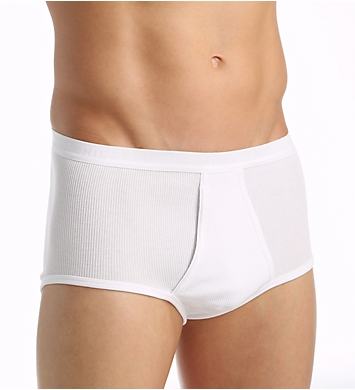 Schiesser Double Rib 100% Cotton Herrenslip Classic Brief