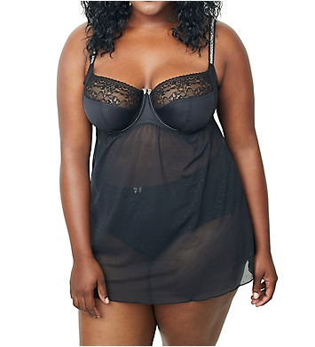 Sculptresse by Panache Chi Chi Babydoll