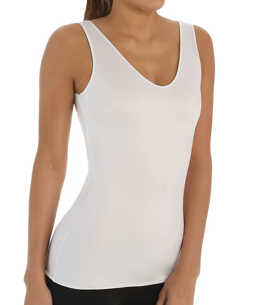 Self Expressions - Self Expressions 00284 Comfort Reversible Camisole (White/Latte Lift S)