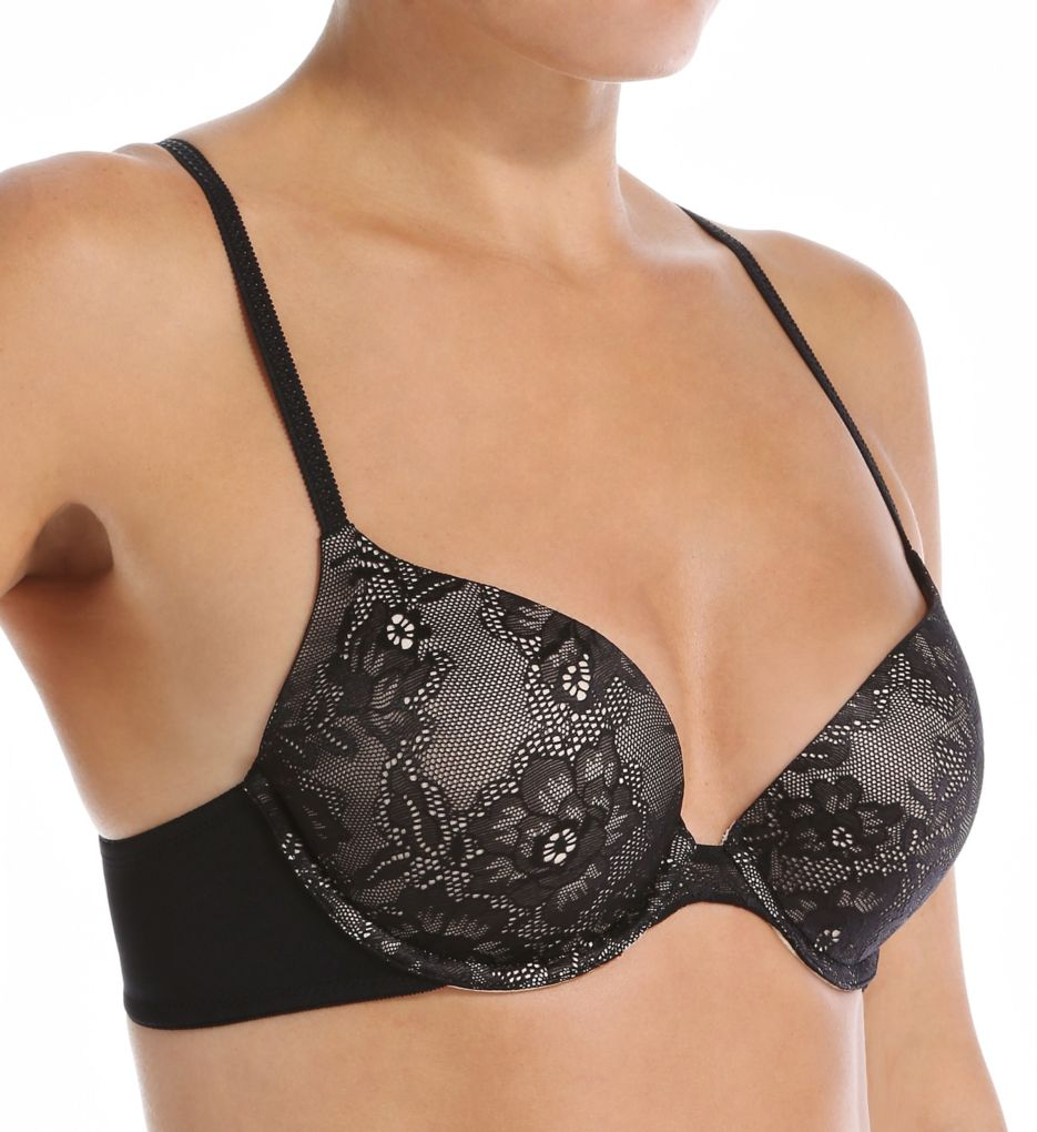 Self Expressions Custom Lift with Lace Bra