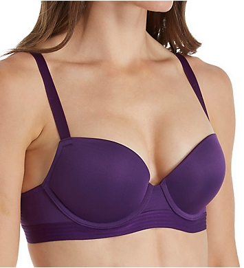 Self Expressions Banded Longline Push Up Bra