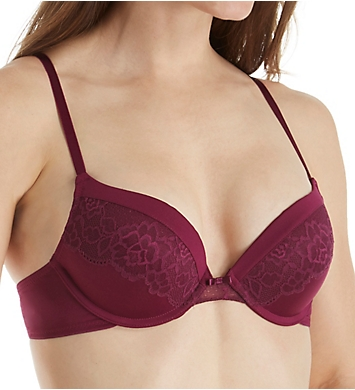 Self Expressions Push Up Solid Bra - 2 Pack