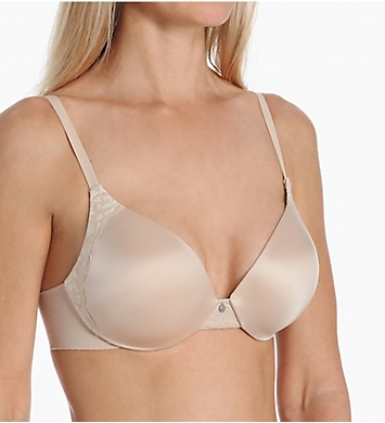 Self Expressions Smooth T-Shirt Underwire Bra with Lace