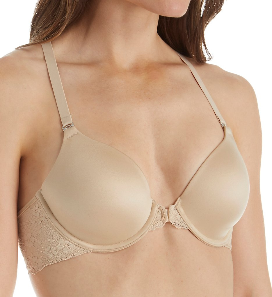 Self Expressions SE7112 Extra Coverage T-Back Bra