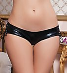 Side Lace-Up Boyshort Panty
