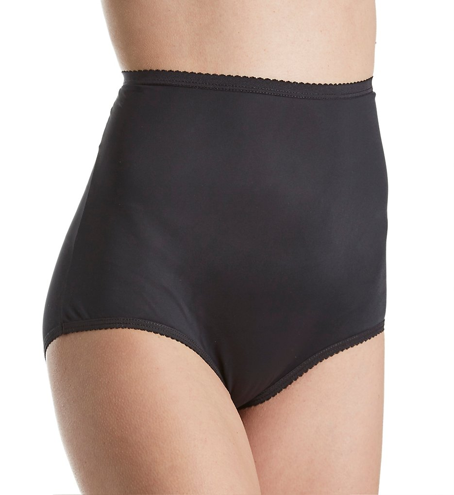 Shadowline 17017 Nylon Classics Full Brief Panty
