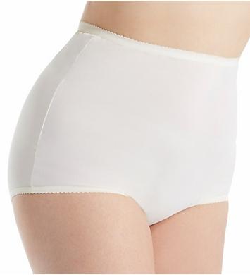 Shadowline Plus Size Nylon Classics Full Brief Panty