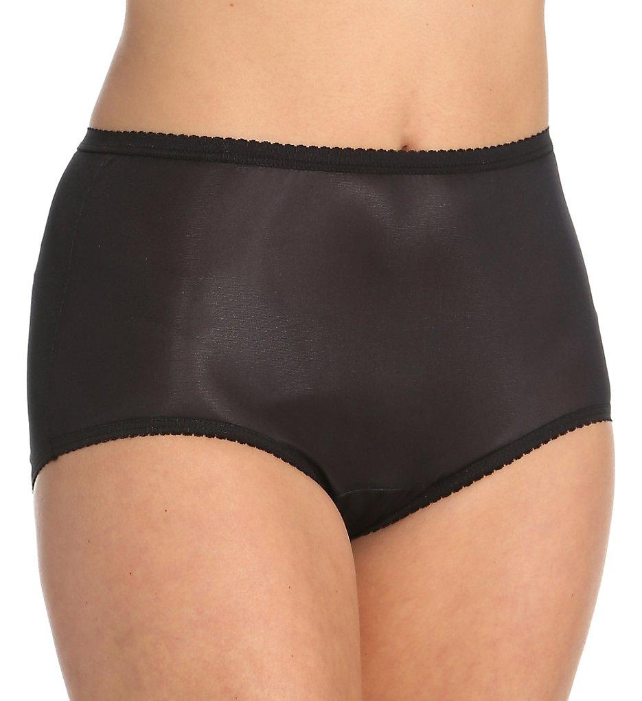 Shadowline 17642 Nylon Modern Brief Panty