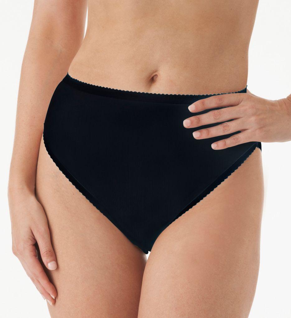 Shadowline Spandex Hi-Leg Brief Panty
