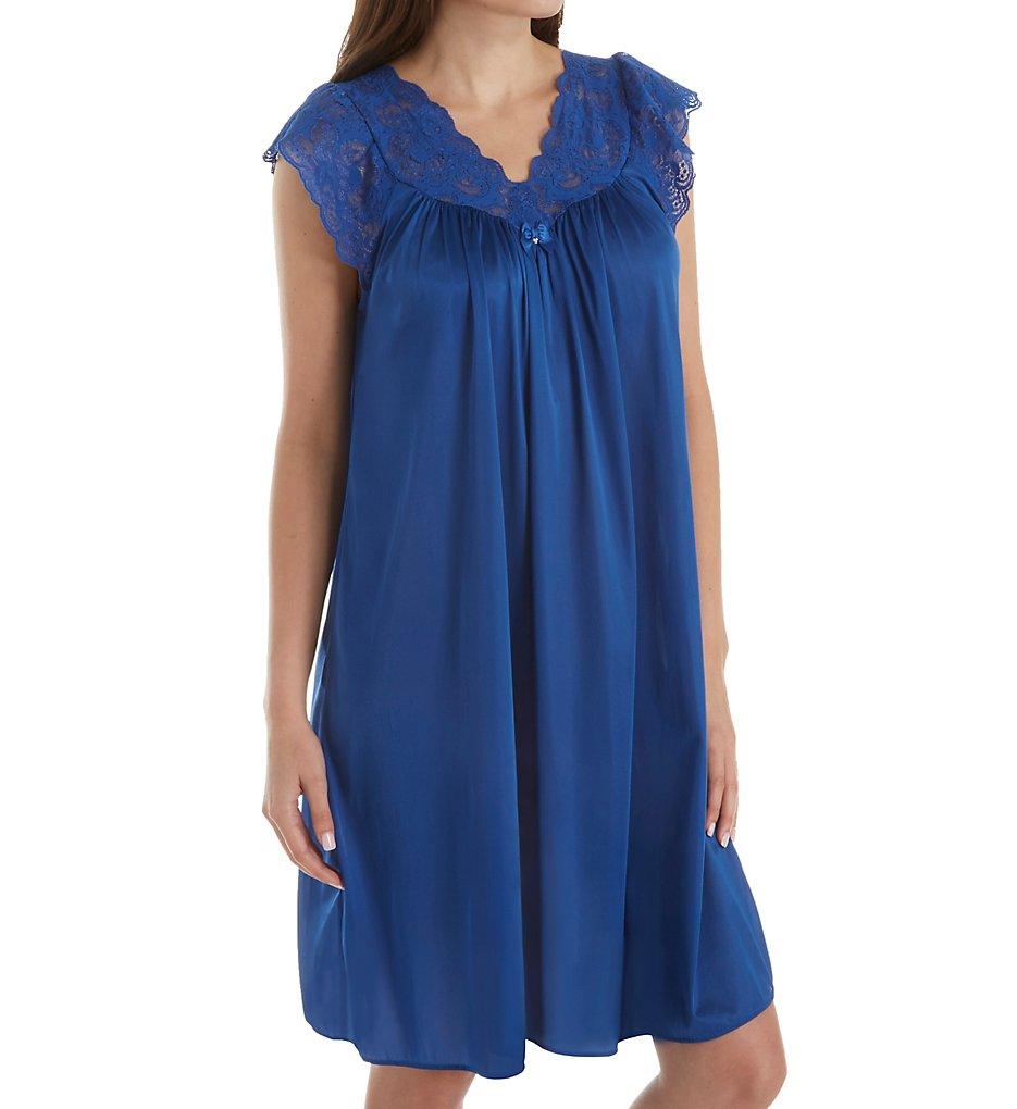Shadowline Silhouette Gown 36737 - Shadowline Sleepwear