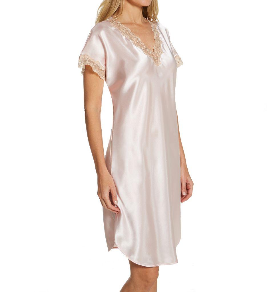 Shadowline Charming Charmeuse Sleep Gown