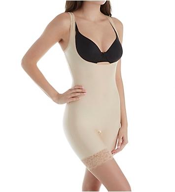 Shape WYOB Torsette Body Shaper with Lace