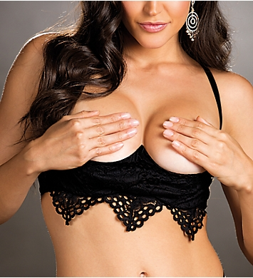 Shirley of Hollywood Tantalizing Stretch Lace Shelf Bra