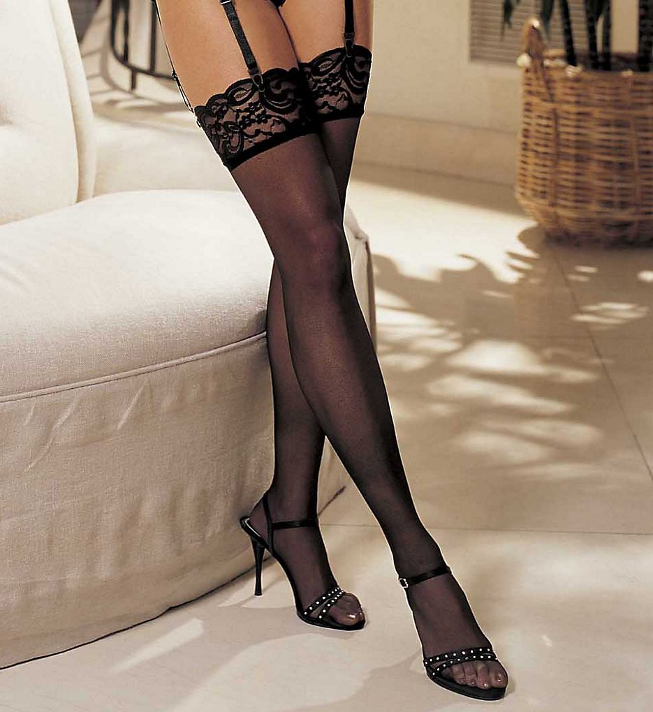 598f054358b Shirley of Hollywood Lace Top Thigh High 90026 - Shirley of ...