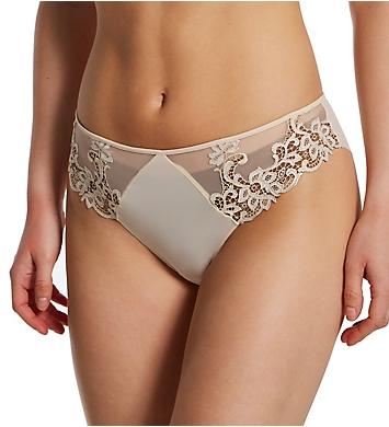 Simone Perele Saga Embroidered Bikini Panty