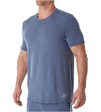 Skechers Soft Terry Short Sleeve T-Shirt