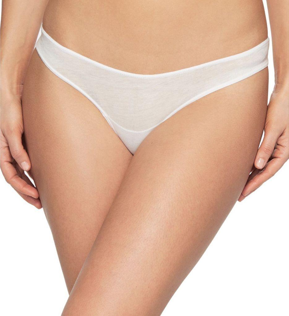 Skin Organic Pima Jersey Bikini Panty