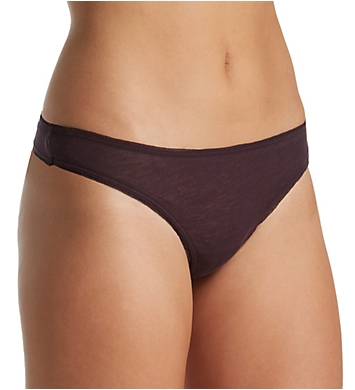 Skin Organic Pima Cotton Thong