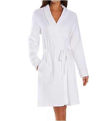 Skin French Terry Robe with Belt