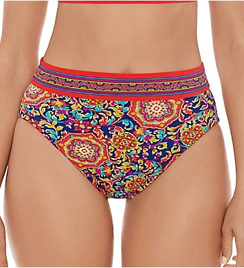 Skinny Dippers Palais Sophie Banded High Waist Swim Bottom