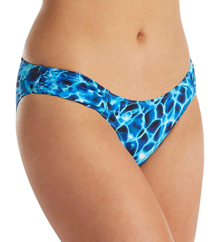 Smart and Sexy SA1006 Swim Secret The Knockout Bikini Swim Bottom (Poolside)