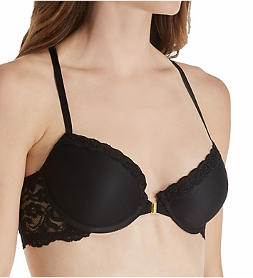 Smart and Sexy Front Close Demi Push Up Bra