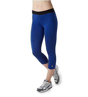 Soffe Juniors SoffeDri Low Rise Compression Capri