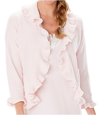 Softies by Paddi Murphy Ruffle Bed Jacket