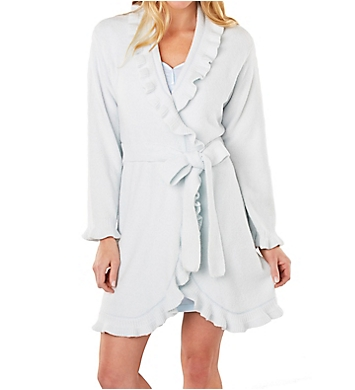 Softies by Paddi Murphy Short Ruffle Robe