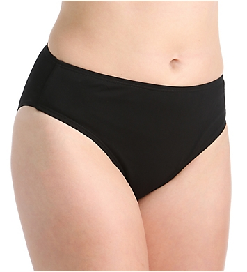 Speedo High Waist with Core Compression Swim Bottom