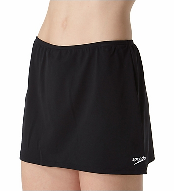 Speedo Endurance+ Skirted Compression Short Swim Bottom