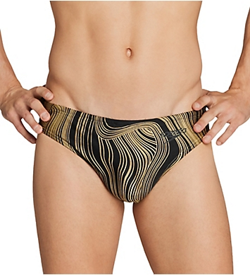 Speedo Dripping In Gold Swim Brief