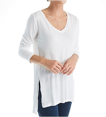 Splendid Vintage Whisper Hi Low Tunic Tee