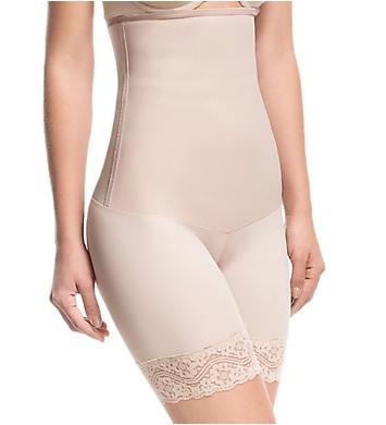 Squeem Sensual Secret High Waist Mid Thigh Shaping Short