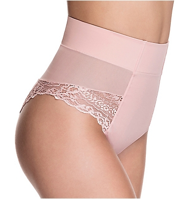 Squeem Brazilian Flair Mid Waist Shaping Brazilian Brief