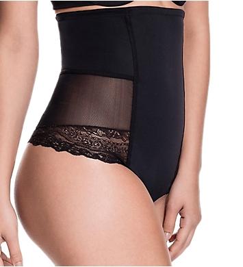 Squeem Brazilian Flair High Waist Shaping Thong