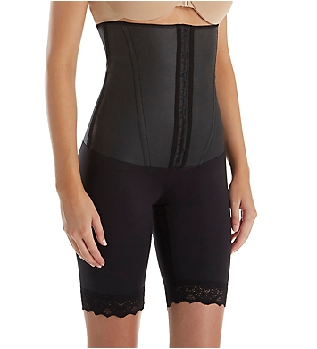 Squeem Perfectly Curvy Waist Trainer Mid Thigh Short