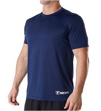 Stacy Adams Lightweight ComfortBlend Crew Neck T-Shirt