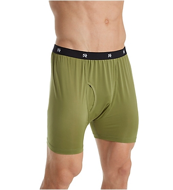 Stacy Adams Moisture Wicking ComfortBlend Boxer Brief