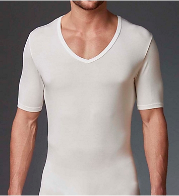 Stanfield's Invisible Modal Blend Deep V-Neck Undershirt