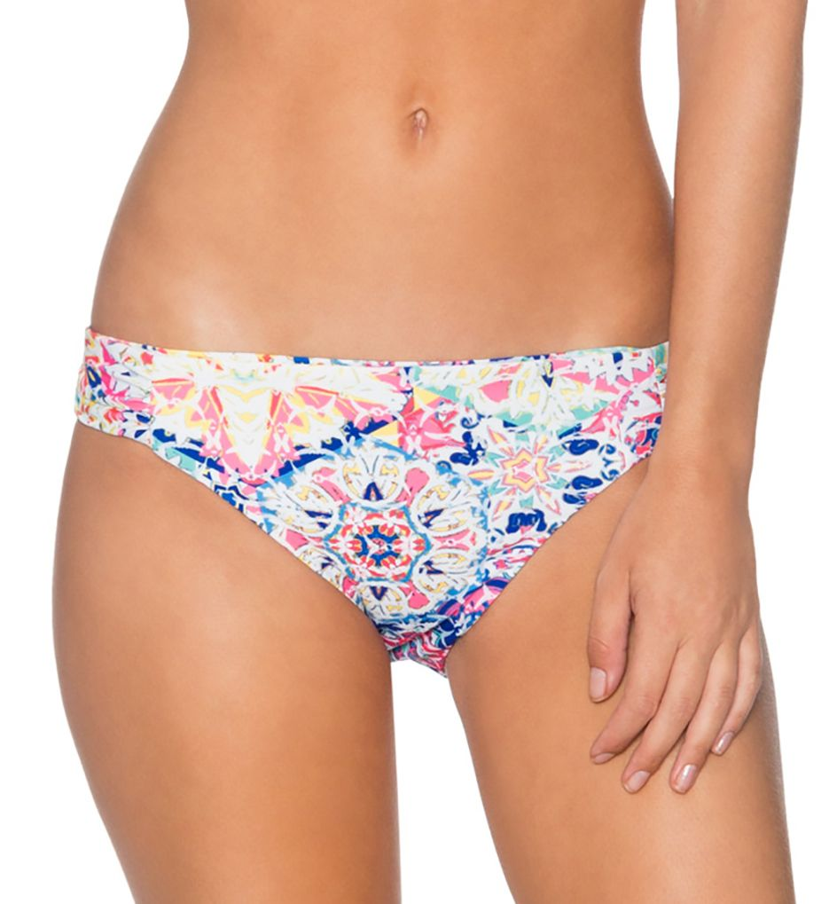 Sunsets Mambo Femme Fatale Brief Swim Bottom